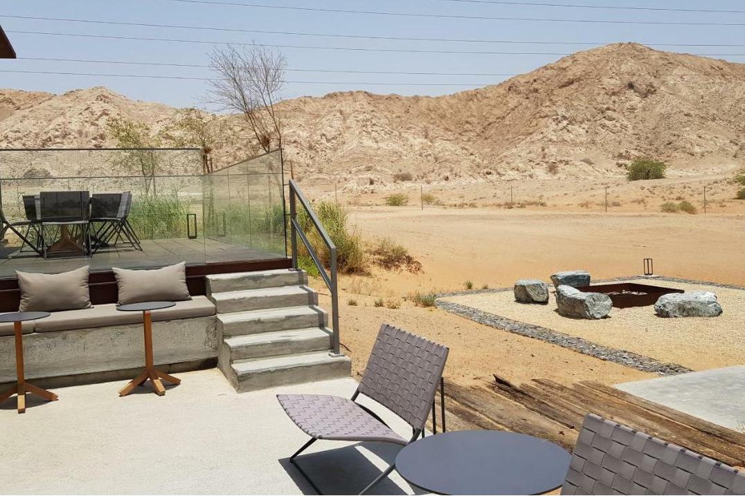 Photo: Al Faya Lodge