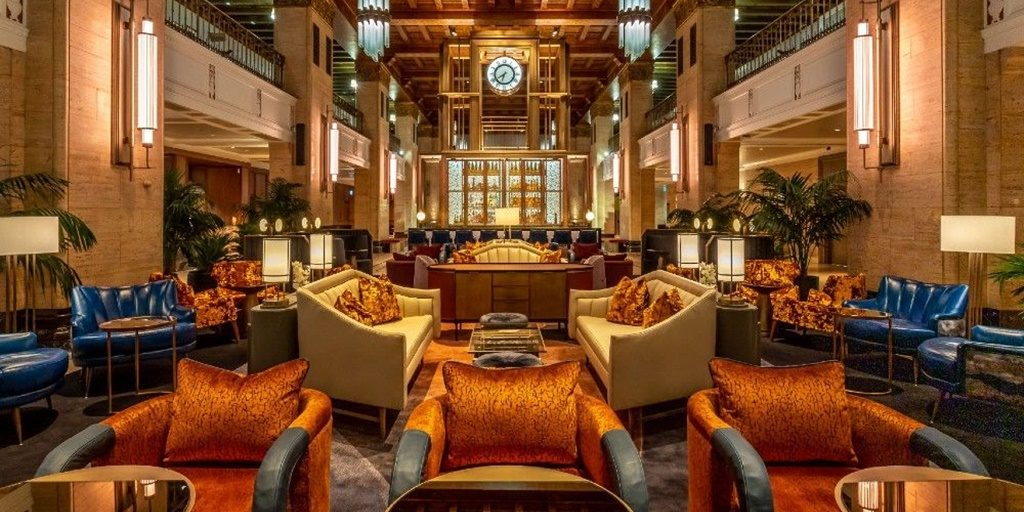 Iconic Toronto hotel The Fairmont Royal York celebrates anniversary with fresh new design
