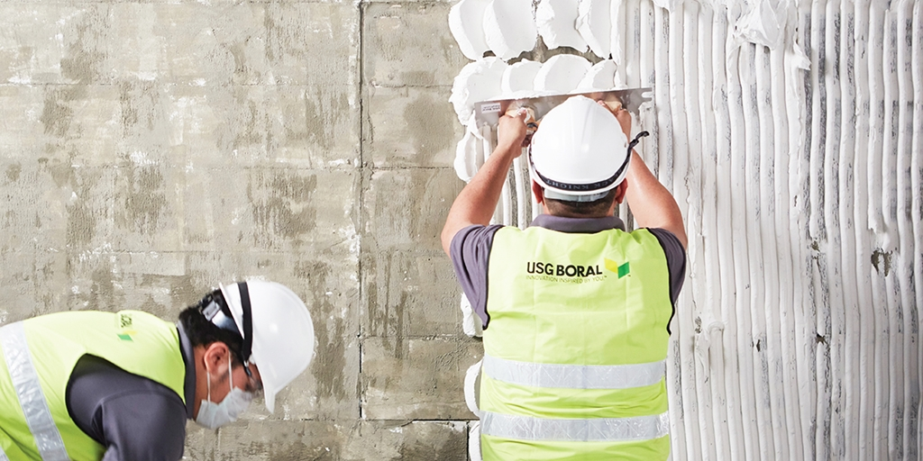 Southeast Asia's construction needs are growing faster than the industry can handle – Innovation systems like USG Boral's EasyFinish™ will be imperative