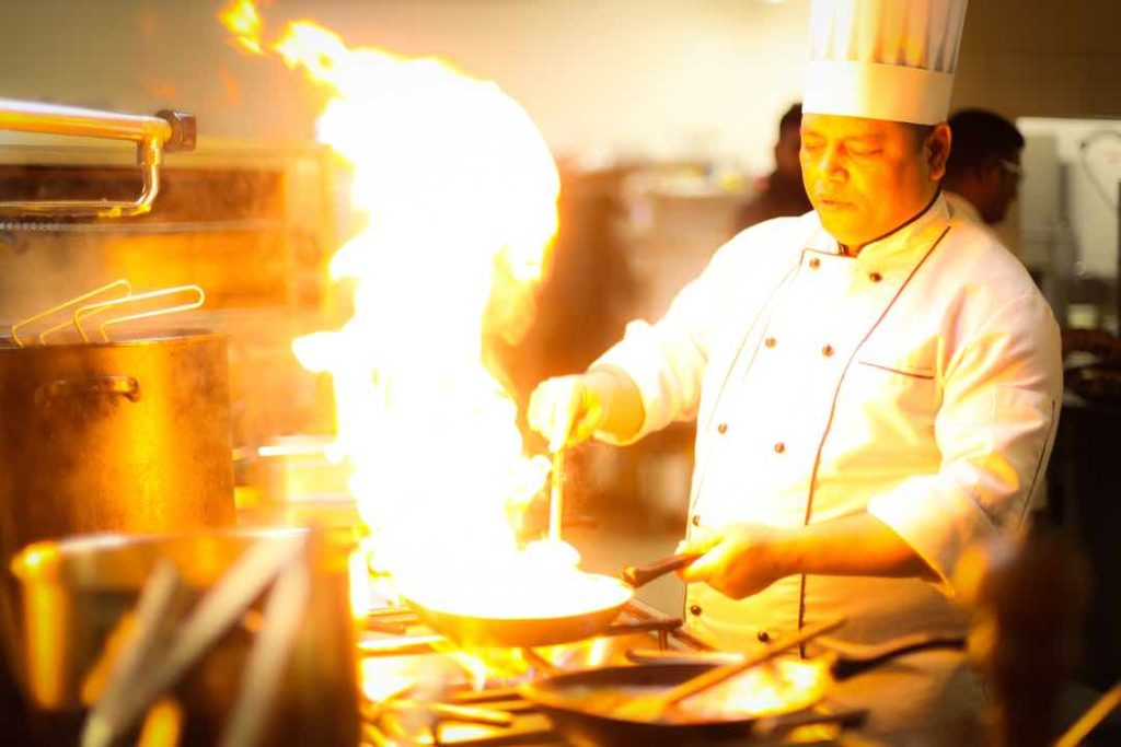 Expert's Voice: The reality of a hospitality chef's career today
