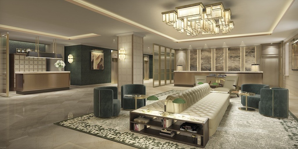 Boston's Langham Hotel set to reopen next year [Infographic]