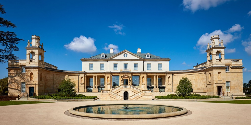 Former royal English estate reopens as five-star Luxury Collection hotel