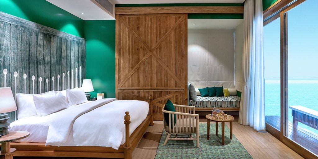 First ever Curio Collection by Hilton opens in the Maldives