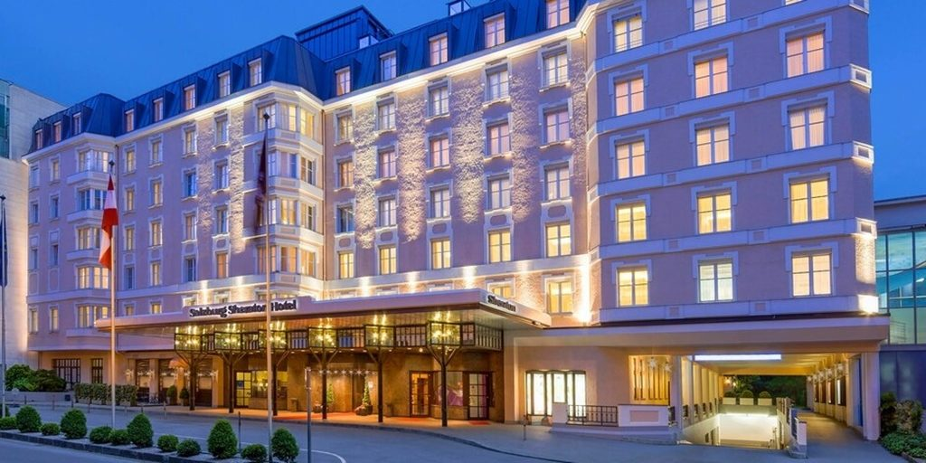 Old meets new at Sheraton Grand Salzburg