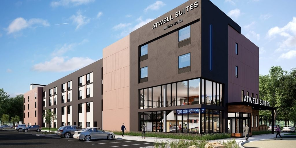 IHG's Atwell Suites brand launches franchise sales in the U.S. [Infographic]
