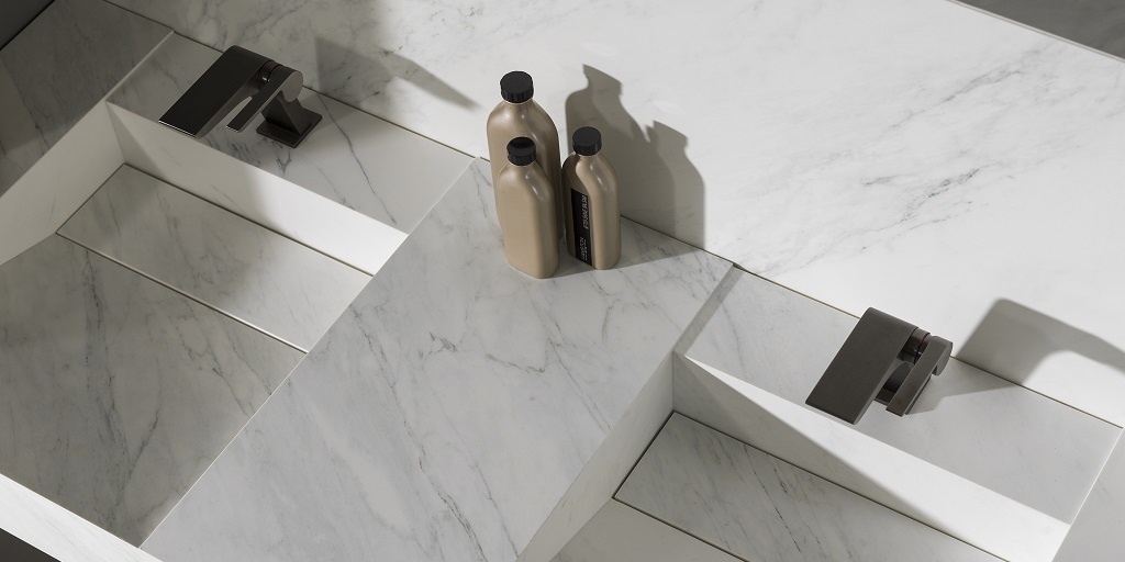 The latest innovations from Noken Porcelanosa Bathrooms at Cersaie 2019 with the Premium seal and ECO awareness