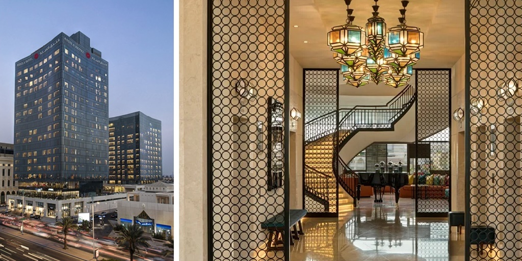 Marriott International expands in Saudi Arabia with The Luxury Collection in 2020 [Construction Report]