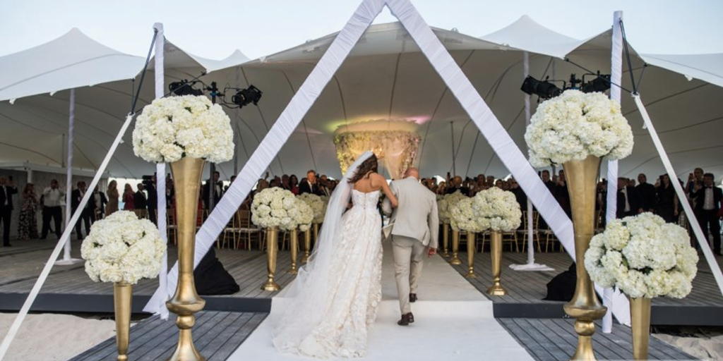TOPHOTELNEWS Influencer: Top 5 U.S. hotels for your 2020 wedding