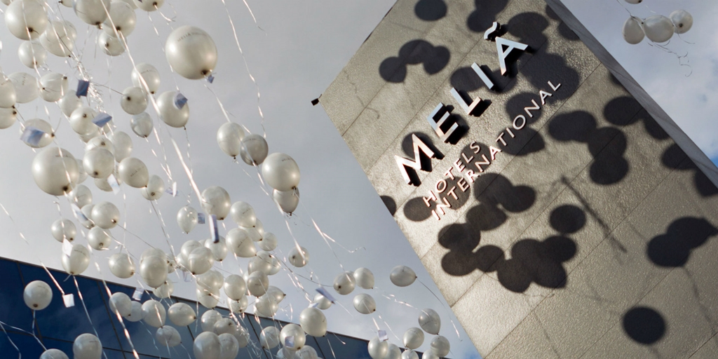 Meliá crowned world's most sustainable hotel company