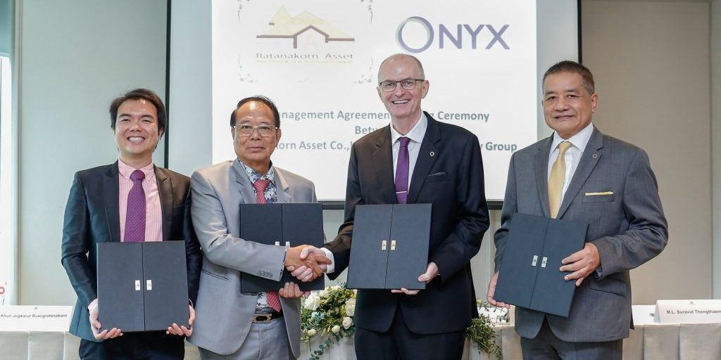 Onyx Hospitality signs three new hotels in Thailand [Infographic]