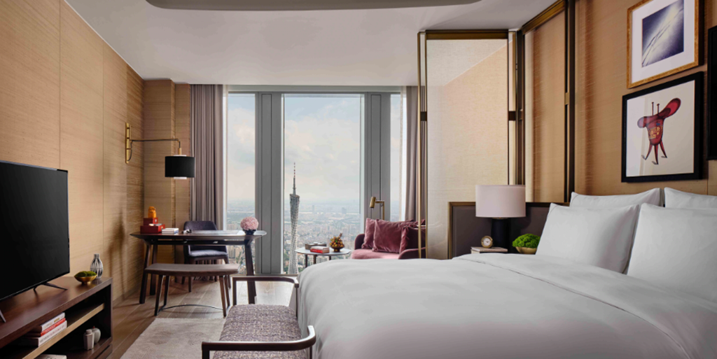 Rosewood opens stylish new property in Guangzhou