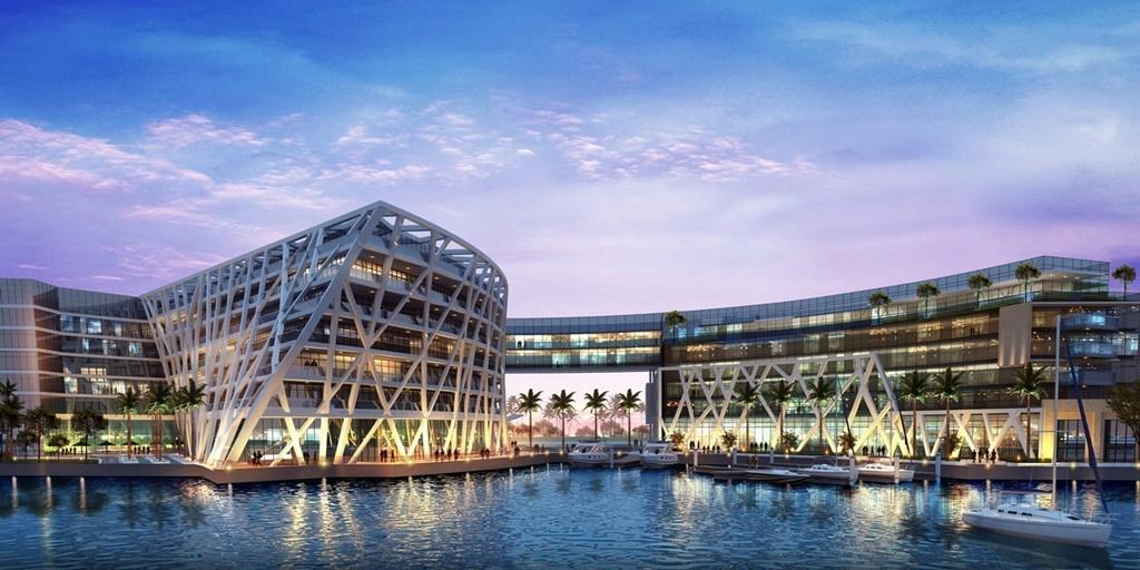 Wimberly Interiors craft sumptuous Arabian nights interiors at EDITION Abu Dhabi