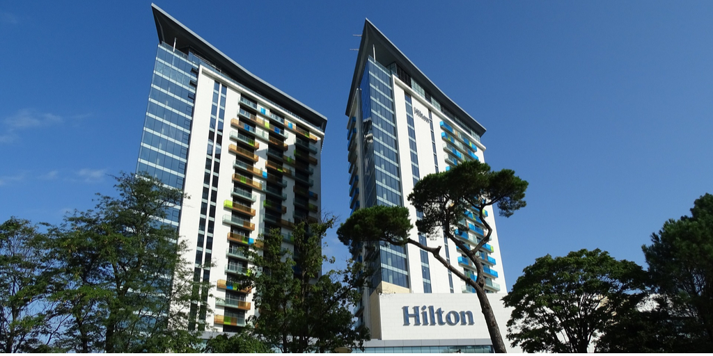 Group feature: Special look into Hilton's hotel pipeline as it marks 100 years [Infographic]