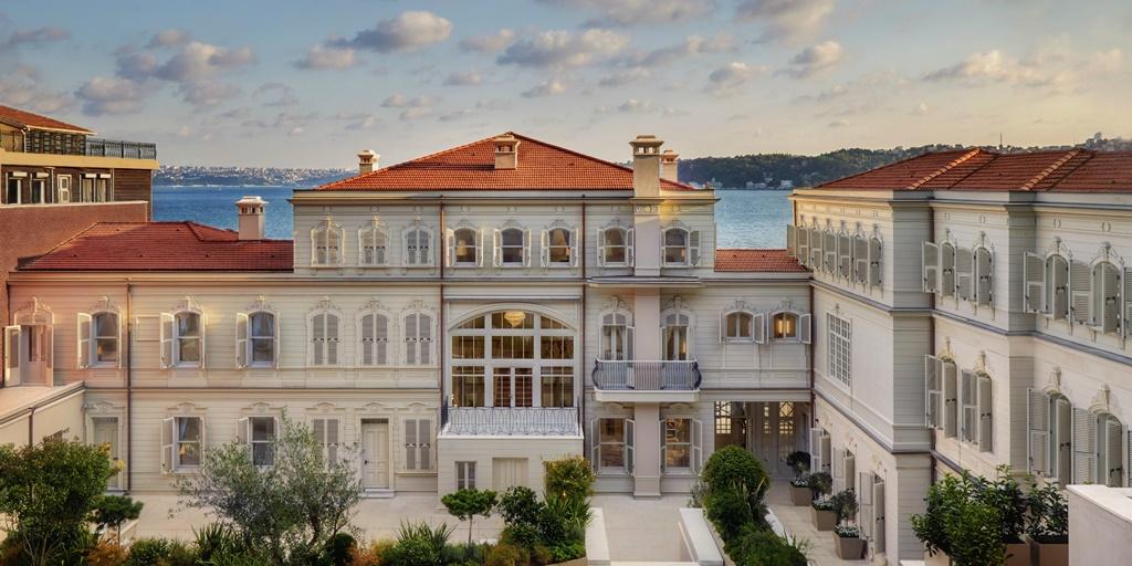 Six Senses debuts on Istanbul's legendary Bosphorus Strait