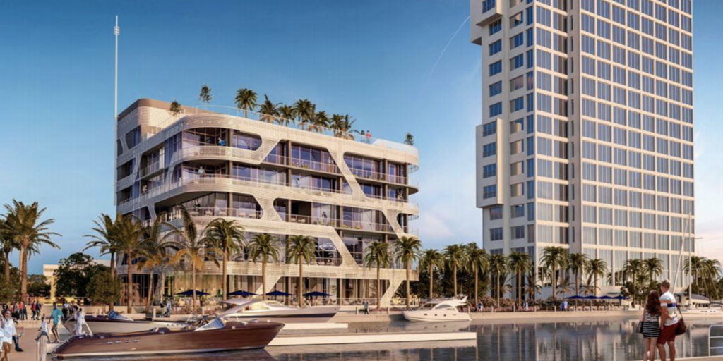 Yacht club boutique hotel planned for Florida's West Palm Beach [Infographic]