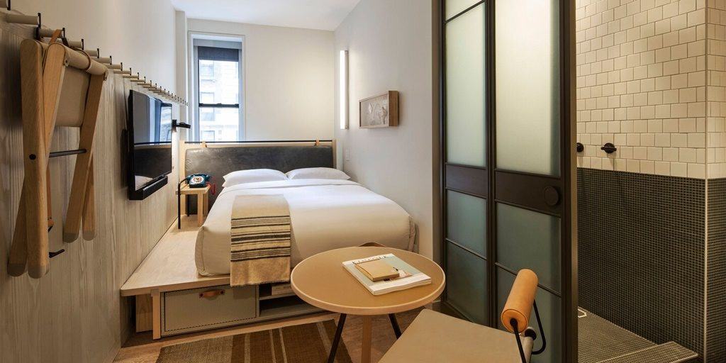 Hotel trends: Big brands get in on the microhotel action