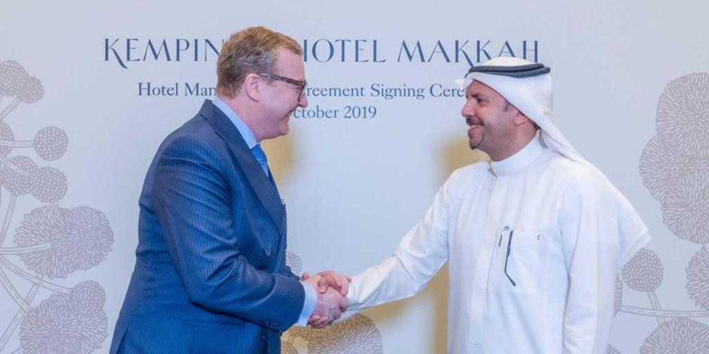 El portfolio de Kempinski crece en Medio Oriente con la firma de dos propiedades en Meca [informe de contrucción]