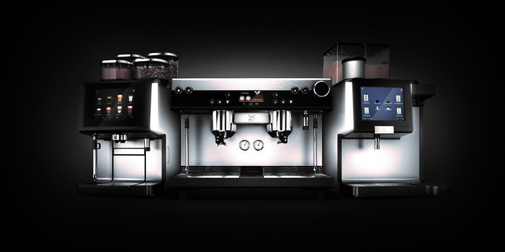 WMF Professional Coffee Machines at host 2019 Complete solutions for investment security and attractive business models for the coffee sector
