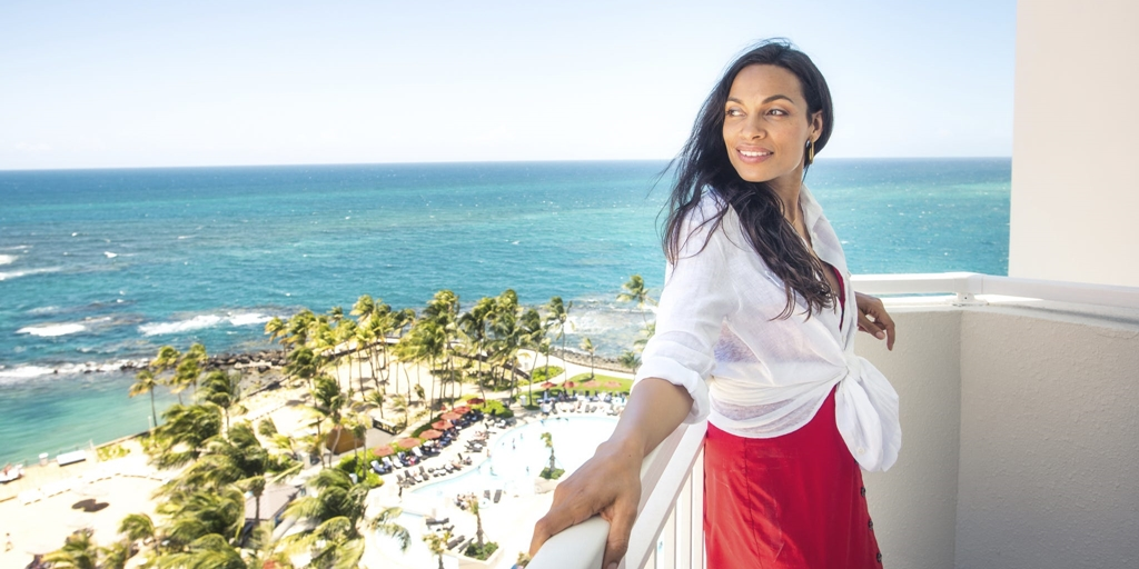 Hilton enlists Rosario Dawson for new Puerto Rico travel ad campaign [Construction Report]