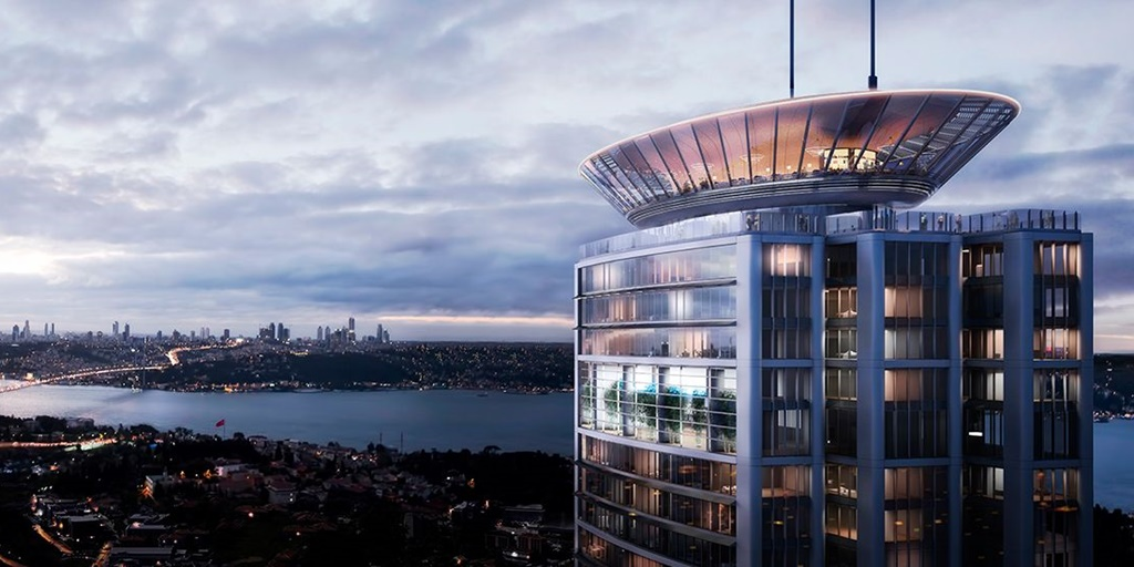 Project of the week: The Address Residence Istanbul due by 2020