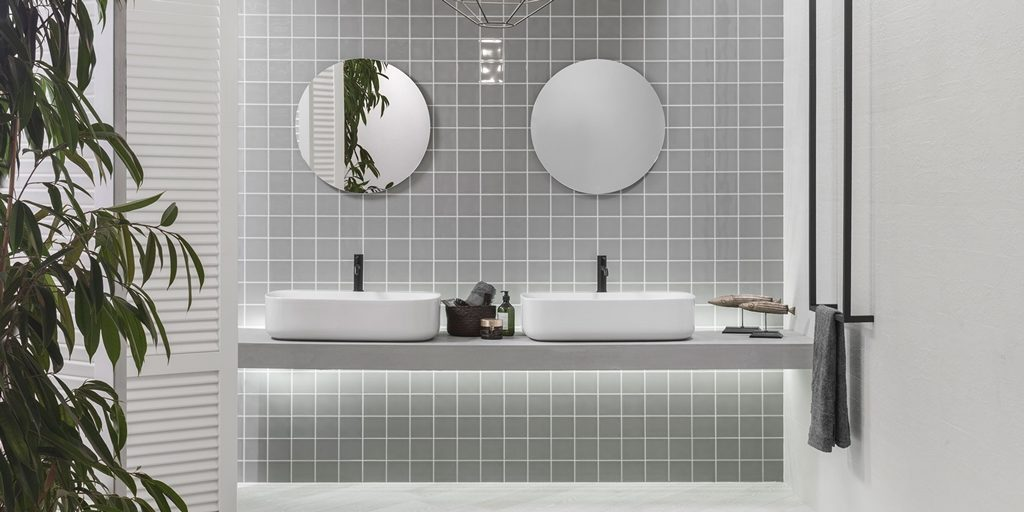 Round Bathroom Taps ECO and aesthetic awareness, all in one