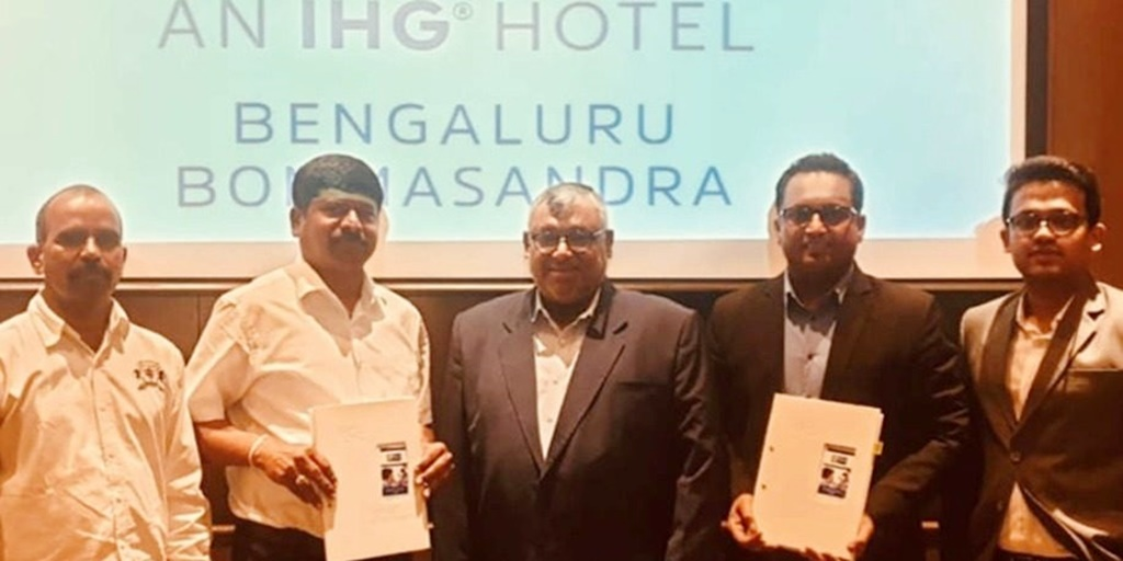 Holiday Inn Express project in Bengaluru, India grows IHG's midscale offer [Infographic]