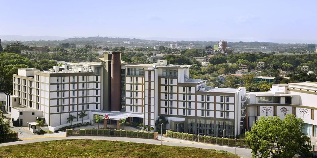 Markenübersicht: Marriott Hotels & Resorts ist auf Erfolgskurs [Construction Report]