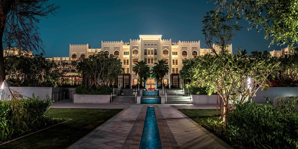 The Luxury Collection debuts in Qatar [Infographic]