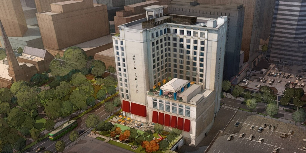 Project of the week: Grand Bohemian Hotel Charlotte