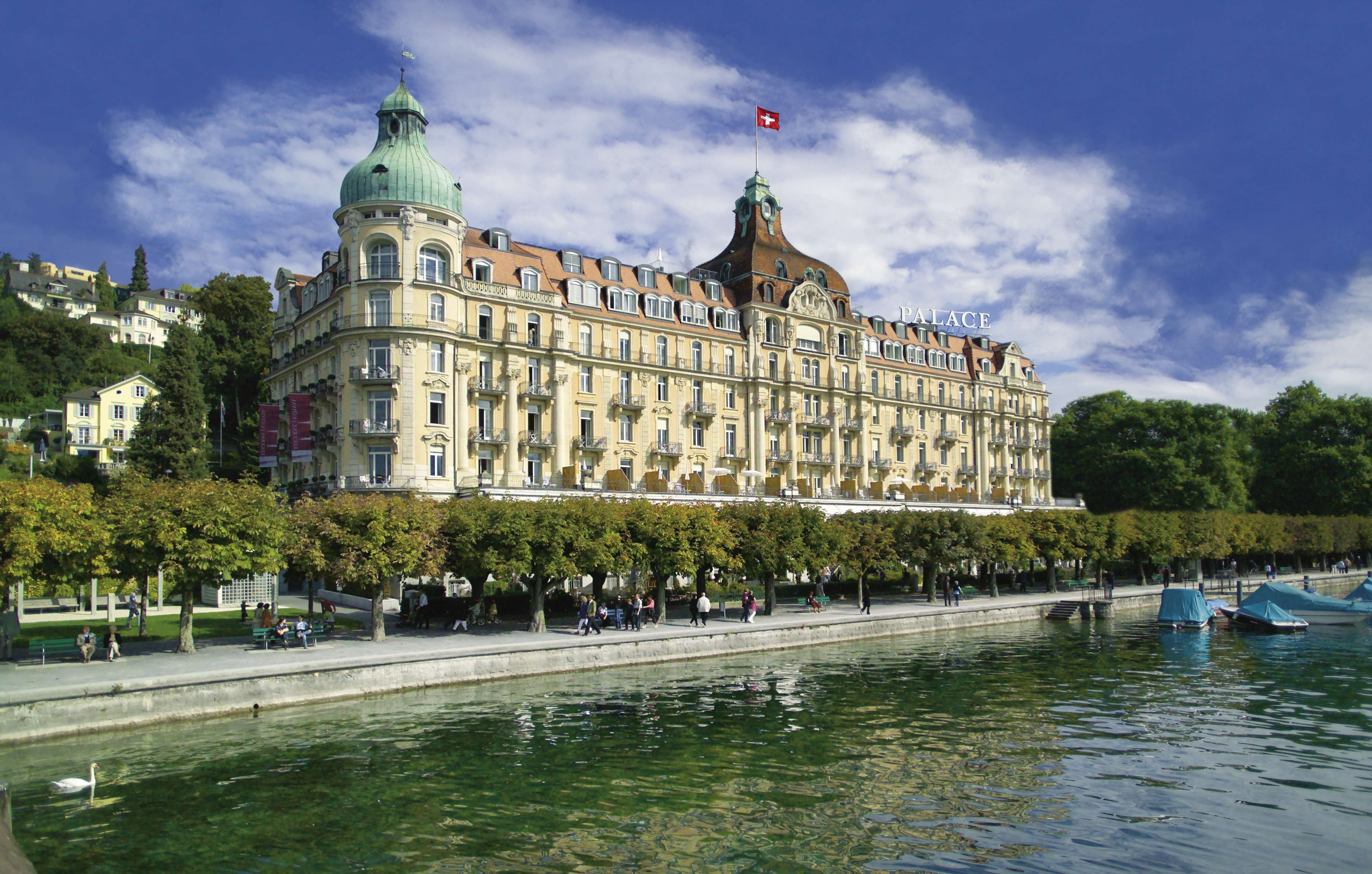 Mandarin Oriental to debut new Lucerne property [Construction Report]