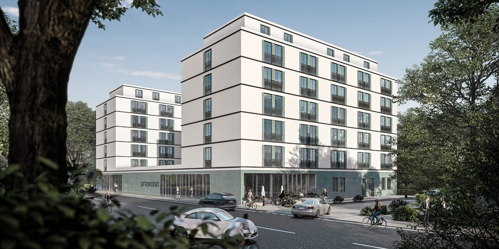 New prizeotel to launch in Berlin Prenzlauer Berg by 2021 [Infographic]