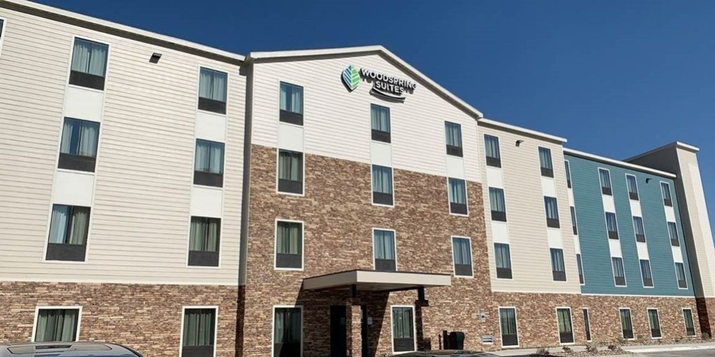 Texas da la bienvenida al WoodSpring Suites by Choice Hotels número 50 [infografía]