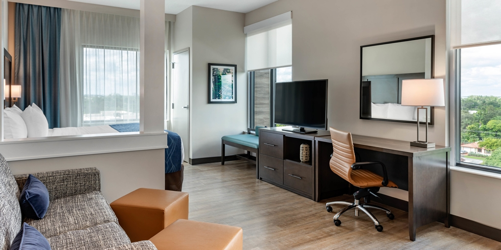 Comfort Hotels continues Florida expansion with Miami hotel opening [Infographic]
