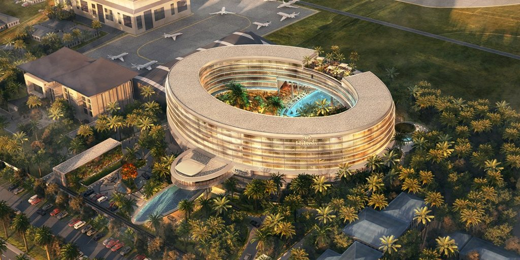 Project of the week: Hilton Lagos Airport Hotel