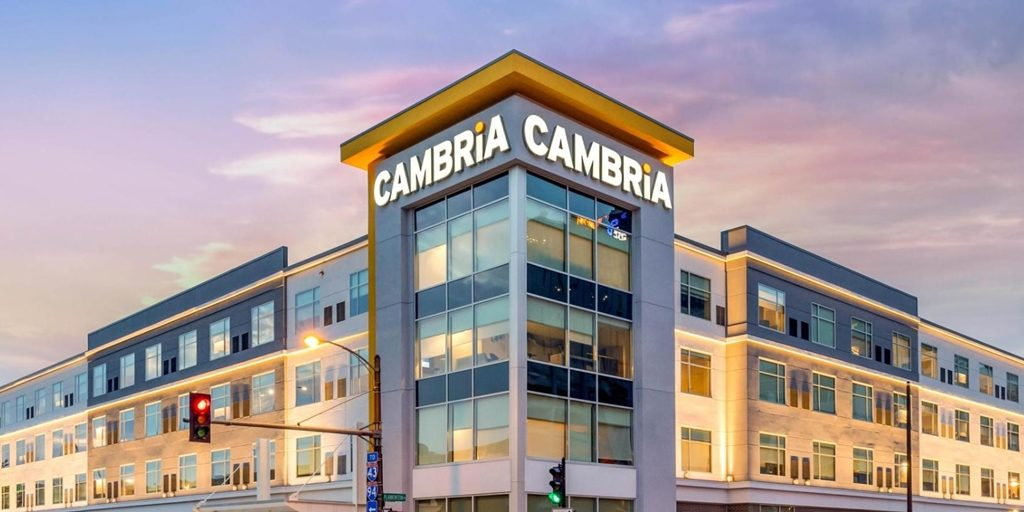 Choice Hotels opens new Cambria property in Milwaukee [Infographic]
