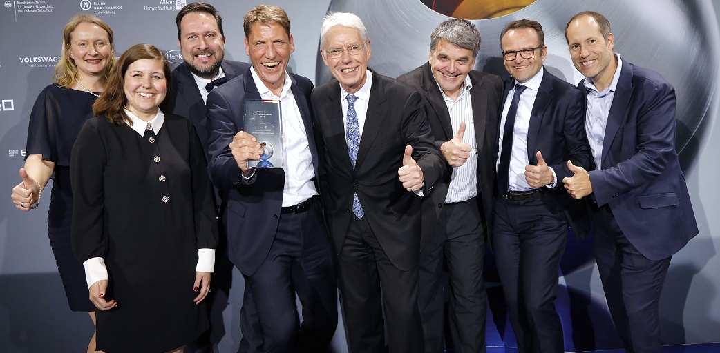 GROHE is one of Germany's Top Three Most Sustainable Big Companies