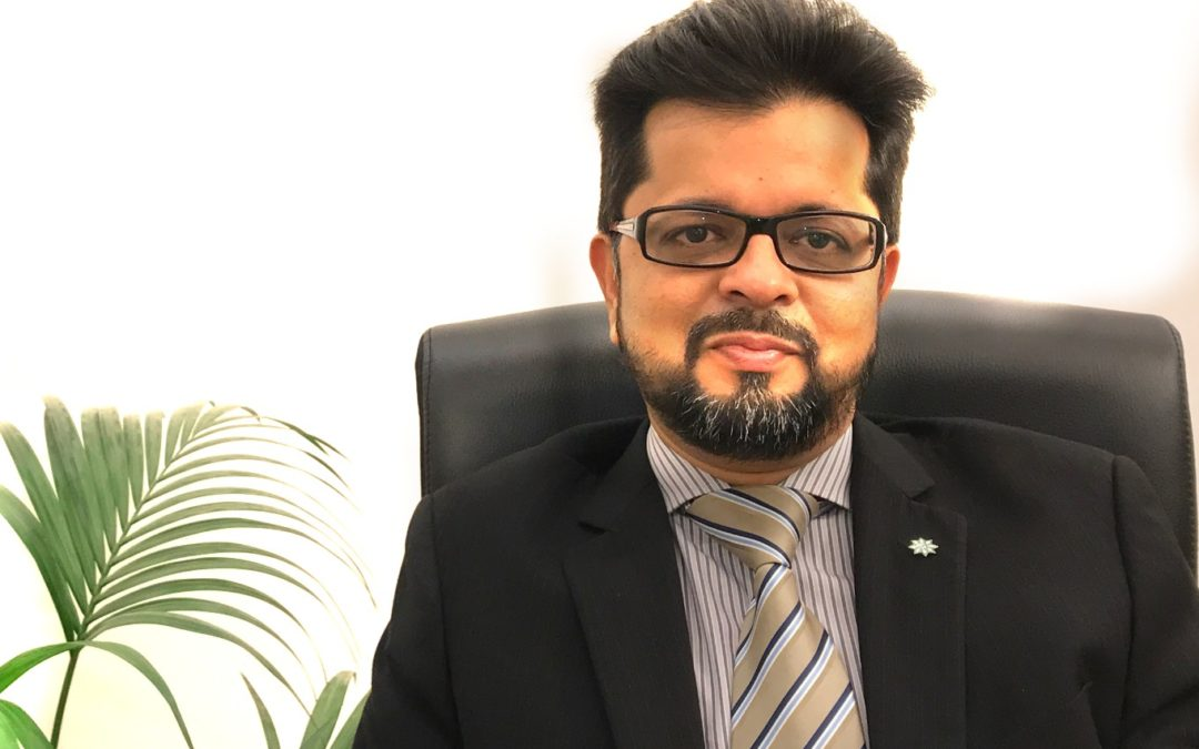 We offer a palace for our youngest, most important guests: Mohammed Iqbal Ahmed