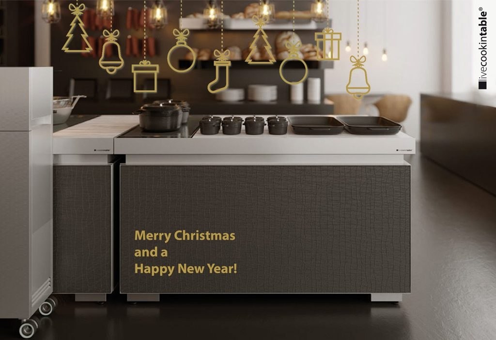 Livecookintable – The Baukasten – wish a festive season