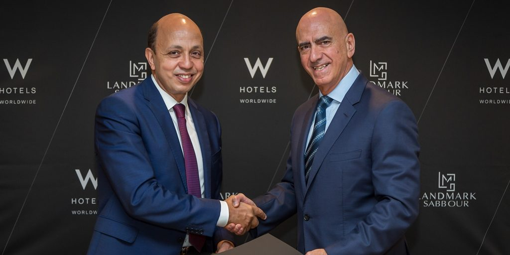 Marriott to open a W Hotel in Cairo in 2024 [Infographic]