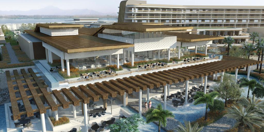 InterContinental Hotels busca crecer en el este [informe de construcción]