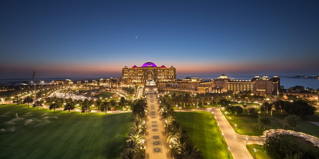 Mandarin Oriental to manage iconic Emirates Palace in Abu Dhabi [Infographic]