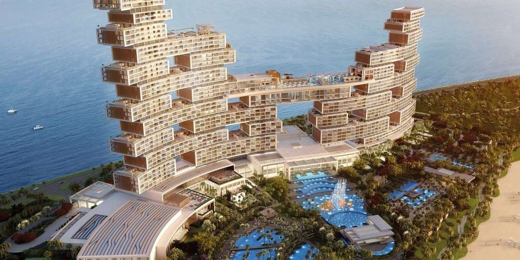 Dubai's $1.4bn mega hotel project Atlantis2 set to launch by Q4 2020