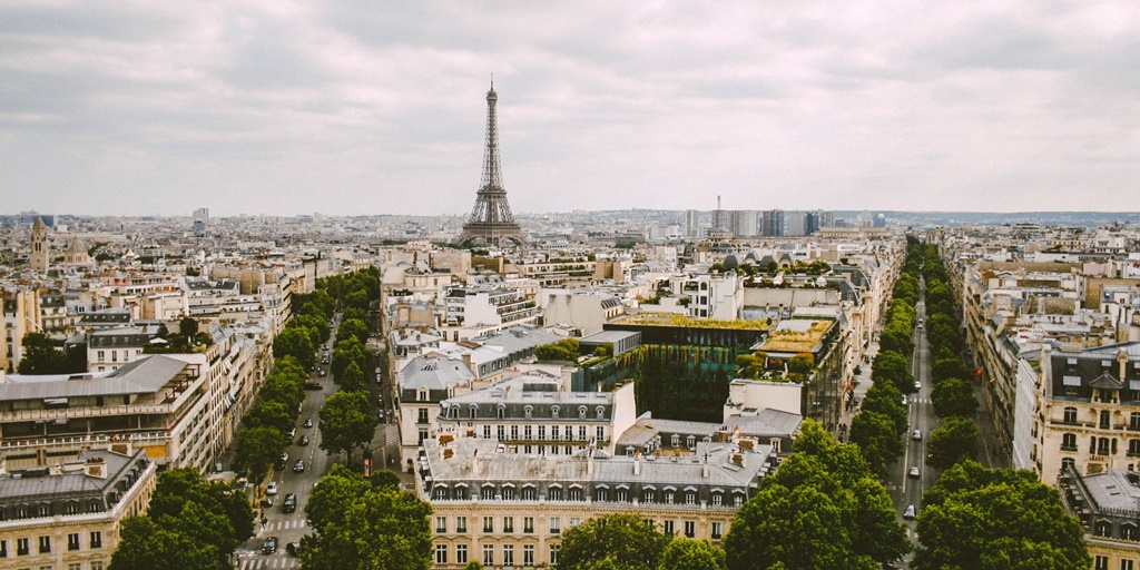 France overview: 114 hotel projects and 17,402 rooms in the pipeline [Infographic]
