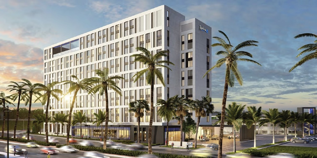 Group overview: Radisson to grow portfolio by 198 hotels [Construction Report]