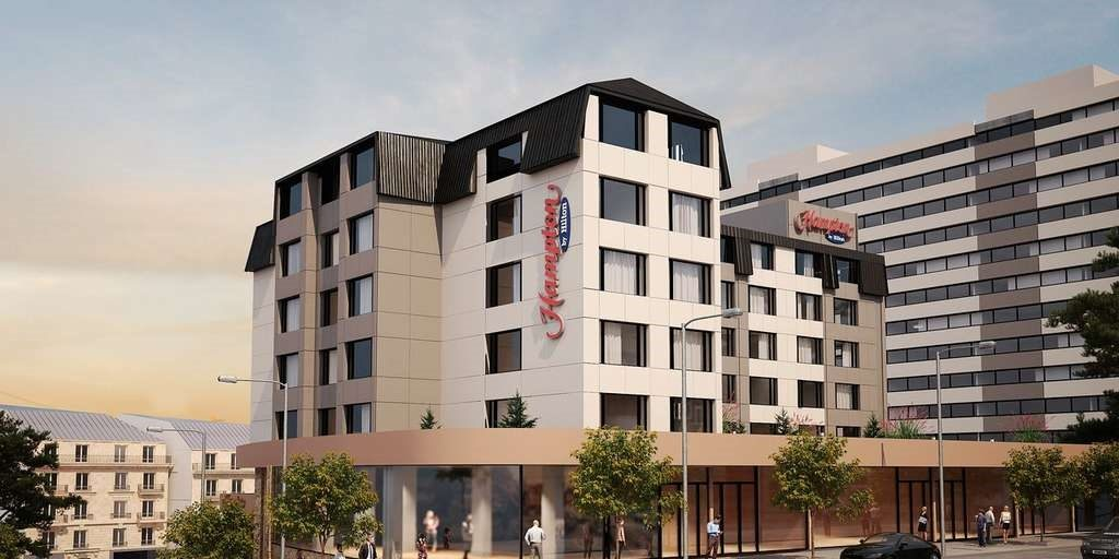 Brand overview: Hampton by Hilton to grow by over 16,000 rooms worldwide [Construction Report]