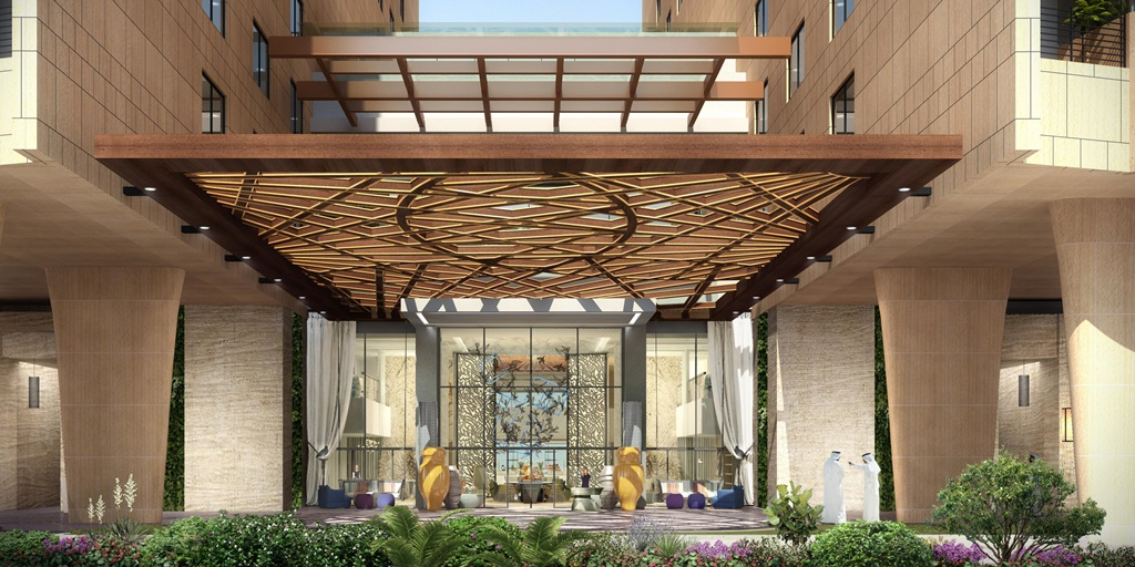 A class of its own: Dubai's The Palm welcomes its first Andaz-branded hotel