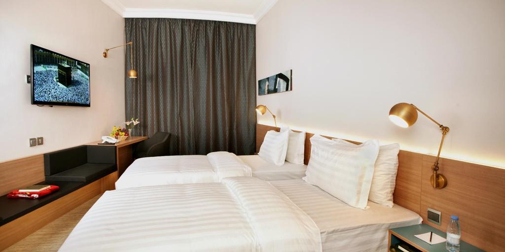 Al Dana Diamond Makkah rebranded as M Hotel Al Dana Makkah [Infographic]