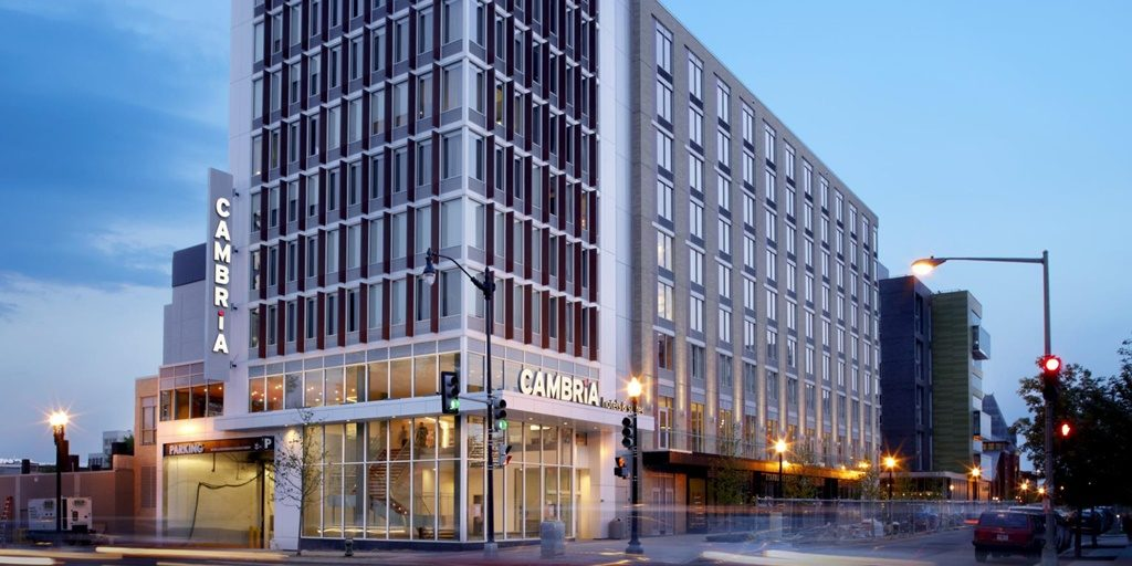Cambria Hotels signs franchise agreements in Texas and New York