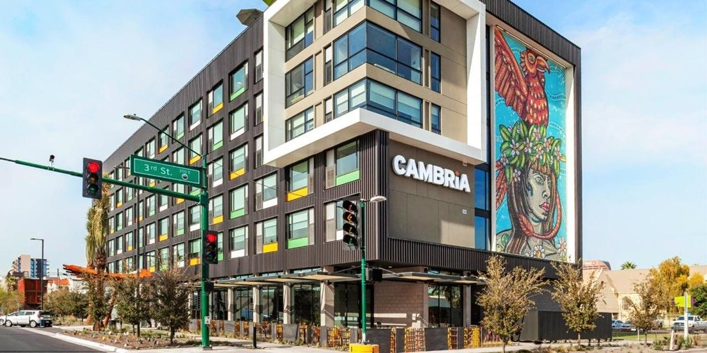 Cambria Hotels hits the hattrick in Phoenix, Arizona [Infographic]