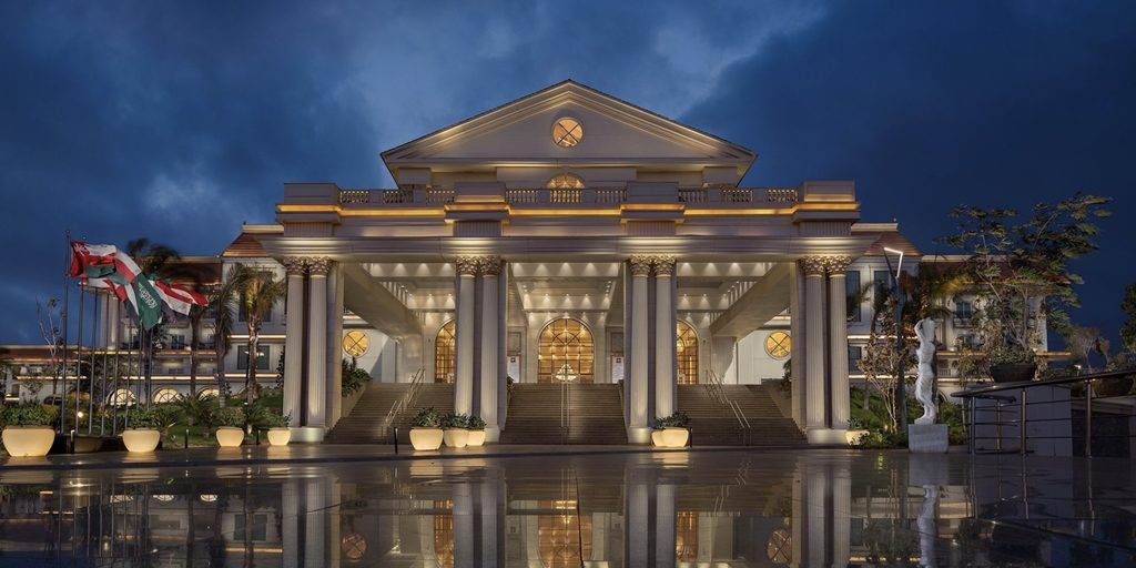 Marriott to bring St. Regis brand to Egypt's administrative capital [Construction Report]